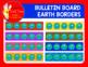 EARTH BULLETIN BOARD BORDERS
