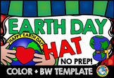 EARTH DAY CRAFT (APRIL ACTIVITY KINDERGARTEN, 1ST GRADE, PRESCHOOL)