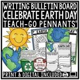 Earth Day Writing Activity Poster • Teach- Go Pennants™
