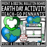 Earth Day Writing Activity Poster Pennants