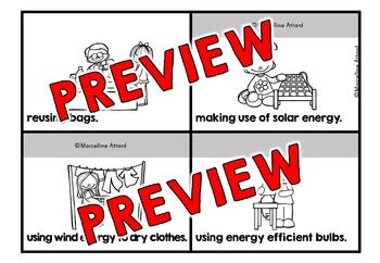 EARTH DAY ACTIVITIES (EARTH DAY FLIP BOOK) CONSERVATION OF ENERGY & ENVIRONMENT