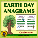 EARTH DAY ANAGRAMS • CRITICAL THINKING SKILLS