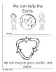 EARTH DAY Activity Pack! - Math, Reading, Literacy, Writin