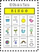 EARTH DAY BINGO/ BILINGUAL/SPANISH BINGO