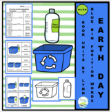 EARTH DAY BLUE BIN PREPOSITIONS