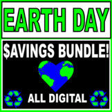 EARTH DAY BUNDLE SAVINGS GRADES 3RD - 6TH GRADES
