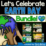 EARTH DAY Bundle! Reduce, Reuse, Recycle, Earth Day, Natural Resources