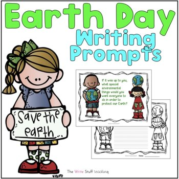 EARTH DAY Literacy and Science Centers