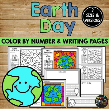 Reuse Earth Day Writing Paper And Coloring Sheets Recycle Reduce