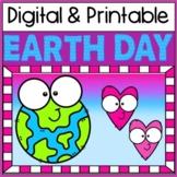 EARTH DAY DIGITAL & PRINTABLE BUNDLE. 100 % NO PREP UNIT. 5 PRODUCTS!!!