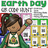 EARTH DAY: EARTH DAY QR CODE HUNT