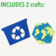 EARTH DAY FRACTIONS AND DECIMALS PROJECT