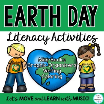 Earth Day Literacy Activities K-4