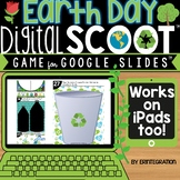 EARTH DAY GOOGLE SLIDES DIGITAL SCOOT