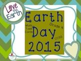 EARTH DAY GRADE 4 COMMON CORE MATH TASK CARDS
