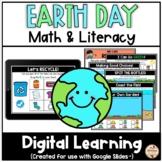 EARTH DAY {Google Slides™/Classroom™}