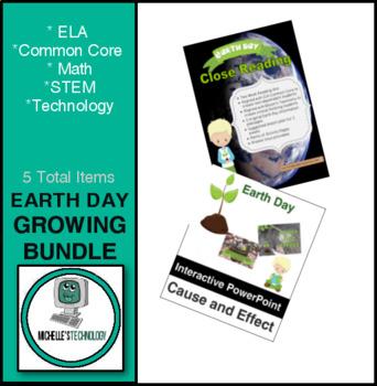 EARTH DAY Growing Bundle