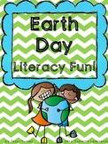EARTH DAY Literacy Fun!