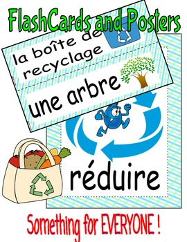 EARTH DAY-Lots of FRENCH Activities for Everyone!