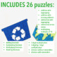 EARTH DAY MATH ACTIVITIES - FIFTH GRADE BUNDLE