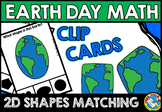 EARTH DAY ACTIVITY KINDERGARTEN (EARTH SHAPES RECOGNITION