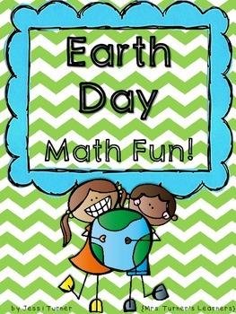 EARTH DAY Math Fun!