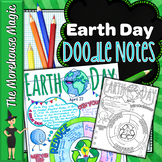 Earth Day Doodle Notes | Science Doodle Notes