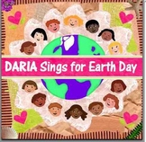 EARTH DAY SONGS - DARIA SINGS FOR EARTH DAY!