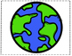 EARTH DAY WRITING SHEETS