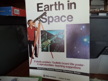 EARTH IN SPACE    CLASSROOM POSTERS