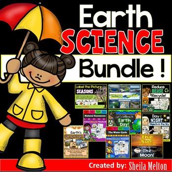 EARTH SCIENCE Bundle (***Includes BONUS File!***)