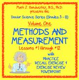 Volume One - METHODS AND MEASUREMENT