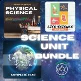 Science Interactive Notebook Printable Bundle