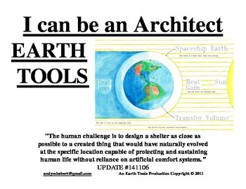 I Can be an Architect-building blocks to color, cut, fold,