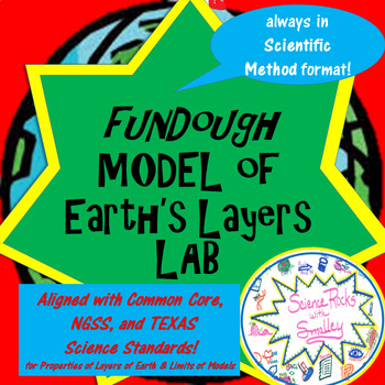 EARTH's Layers FUNDough LAB