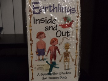 EARTHLINGS INSIDE AND OUT   ISBN 0-439-16198-3