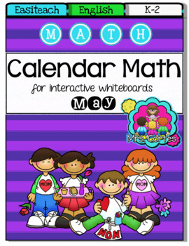 EASITEACH Calendar Math- May (English)