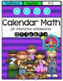 EASITEACH Calendar Math- October/ Fall Version (English)