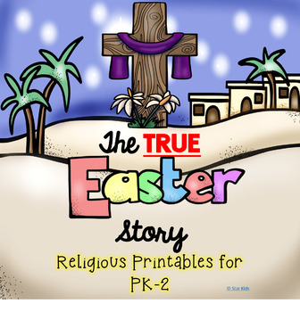 EASTER ACTIVITIES FOR K-2