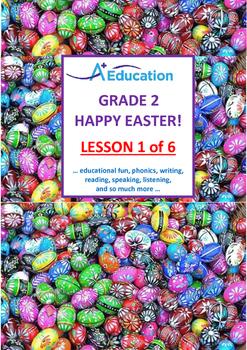 EASTER  3-IN-1 BUNDLE (Set 1) - Grade 2