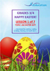 EASTER  7-IN-1 BUNDLE - Grades 3&4
