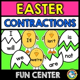 SPRING ACTIVITY FIRST GRADE (EGG CONTRACTIONS CENTER)