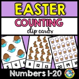 EASTER ACTIVITY KINDERGARTEN (COUNTING TO 20) APRIL MORNIN