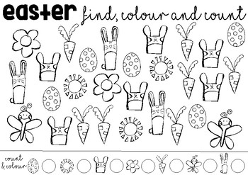 EASTER ACTIVITY PACK (Kinder, Prep and One)