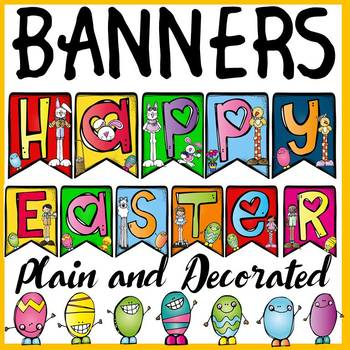 EASTER: BANNERS