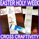 EASTER CRAFTS RELIGIOUS {EASTER CRAFTIVITY} {EASTER BIBLE ACTIVITIES}