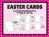 EASTER Cards *FREEBIE* (10 CARDS)