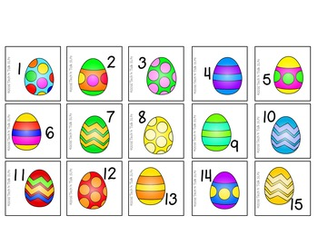 EASTER Cariboo Door Covers  (Use with your own activity)