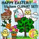 EASTER Clip Art Set Commercial and Personal Use