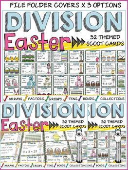 EASTER DIVISION SCOOT: NUMBER SENSE
